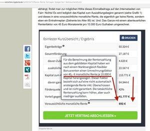 fair-Riester Artikel Joachim Haid und Markus Rieksmeier