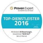 Versicherungsmakler Freiburg - Top-Dienstleister 2016