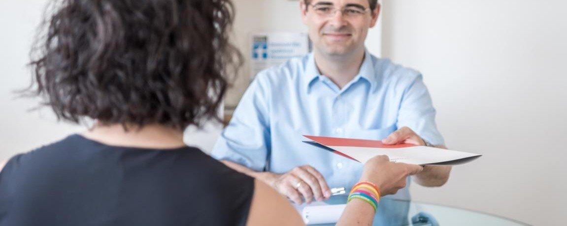 Versicherungen Ärztin